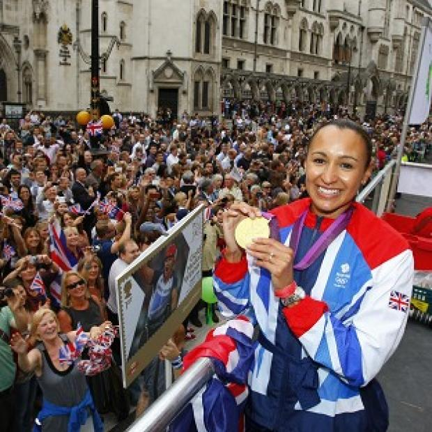 Olympic gold medallist Jessica Ennis was picked as the top role model of the 2010s
