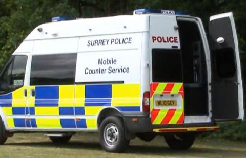 Mobile police counter coming to Cobham