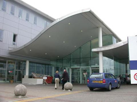 Darent Valley Hospital