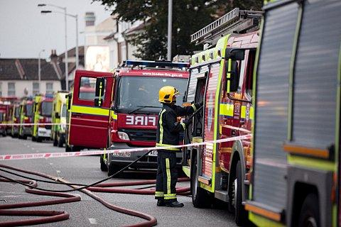 The London Fire Brigade Service will have to cut £64.8m