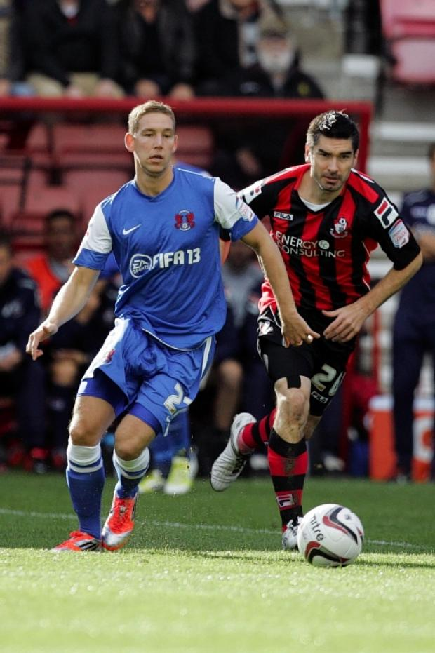 Leyton Orient could hand a home debut to Scott Wagstaff: Simon O'Connor