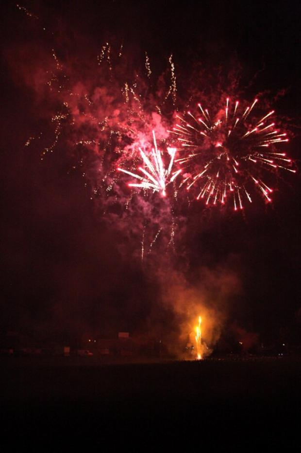Explosive firework displays planned for Merton