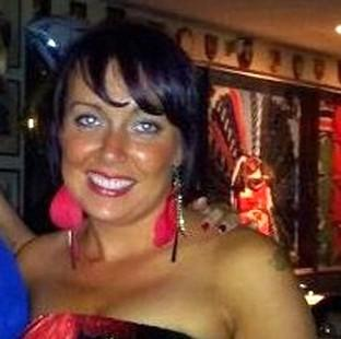 Karina Menzies who was killed after a hit-and-run rampage in South Wales on Friday