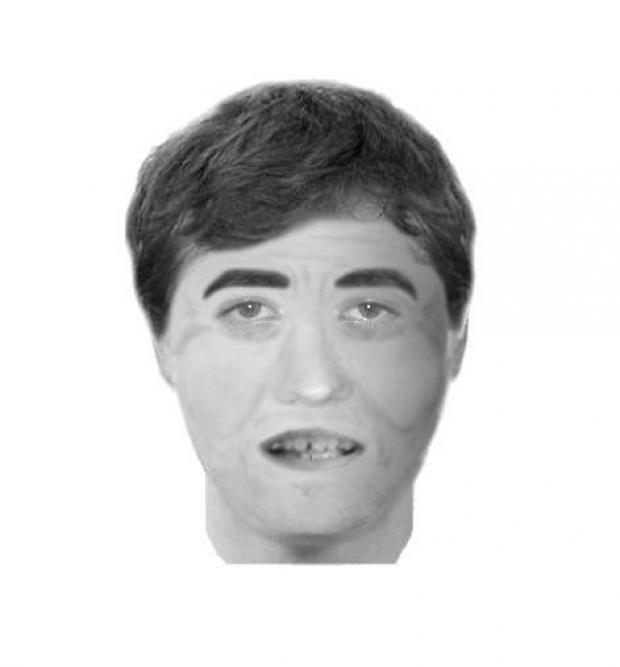This Is Local London: Police hunting man for attempted abduction of 10-year-old girl in Stoneleigh - do you recognise the e-fit?