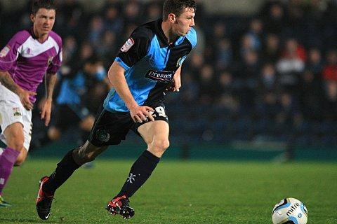 Matt McClure is one of the Blues players facing a fitness test ahead of Saturday's derby clash with Oxford