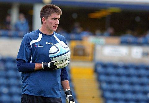 Matt Ingram has joined Oxford City on loan