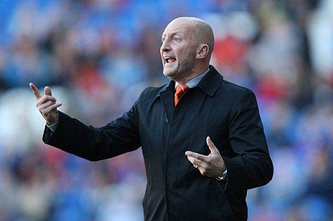 Just a matter of time: Ian Holloway would reinvigorate the Selhurst Park faithful after the disappointment of losing Dougie Freedman