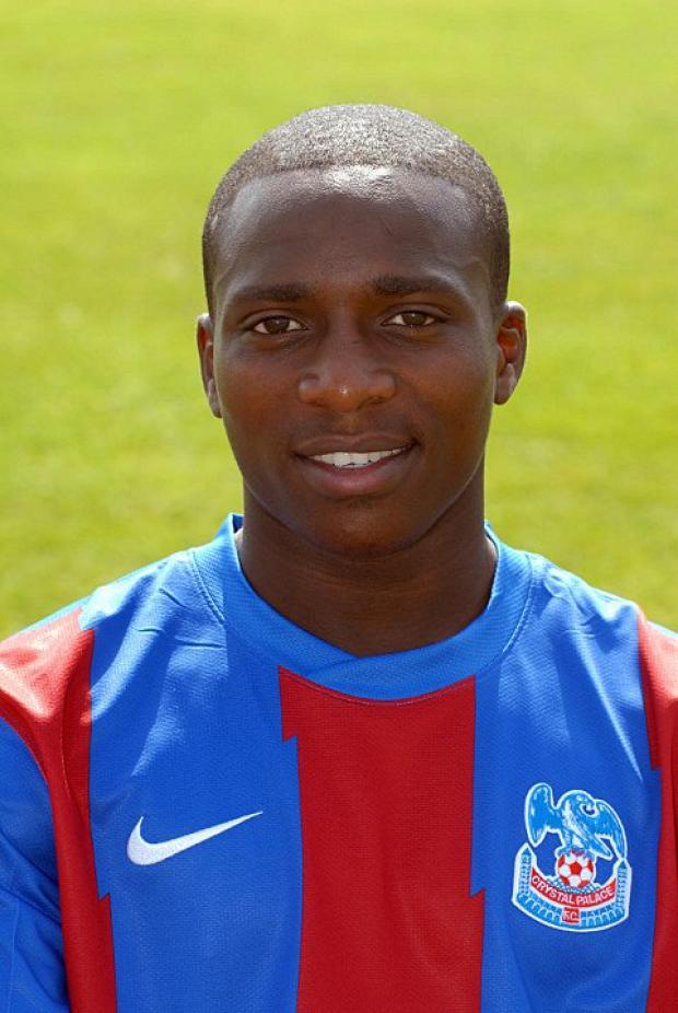 Palace loanee: Ibra Sekajja has joined MK Dons until the end of the year    SP59887