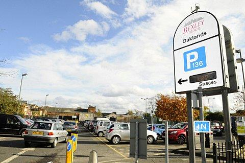 Spaces in Oaklands Road car park earn the council more than £1,600 every year.