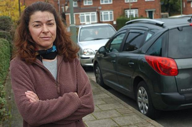 This Is Local London: Chislehurst Road Bridge reopening will save Ann-Marie Buffoni a lot of travelling time