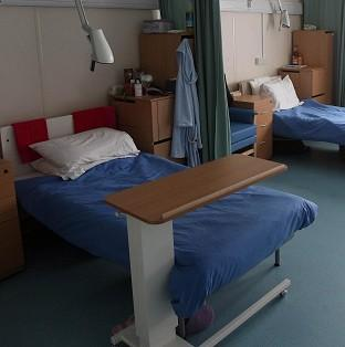 A report found 'shameful' standards of care on some acute mental health wards