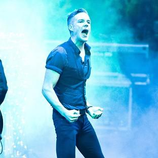 The Killers have scheduled new tour dates in Manchester after Brandon Flowers fell ill