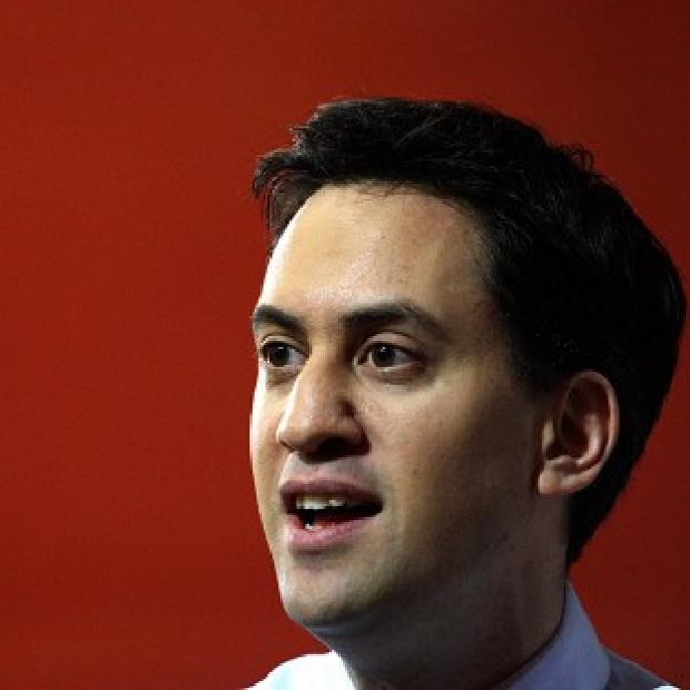 Ed Miliband will say the Prime Minister should be concentrating on 'building alliances' to agree on reforms in the EU