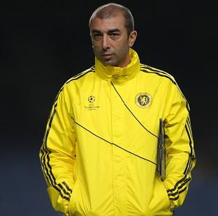 Chelsea have parted company with Roberto Di Matteo