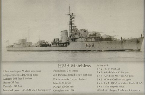 This Is Local London: HMS Matchless