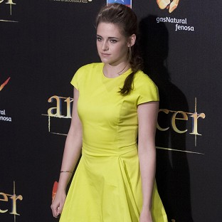 Kristen Stewart has much more to her than her Twilight character, according to James Gandolfini