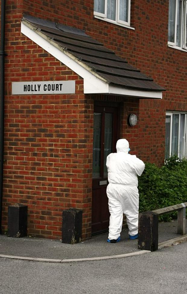 This Is Local London: Holly Court in Northfleet
