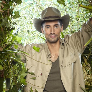 Hugo Taylor has been kicked out of the jungle