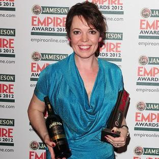 Olivia Colman has two British Comedy Awards nominations
