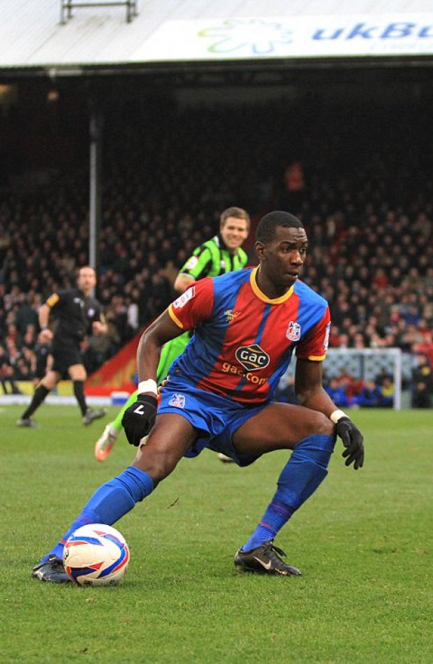 This Is Local London: Man of the match: Yannick Bolasie was too hot for Brighton to handle     SP70858