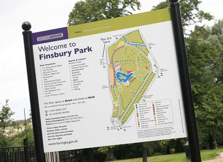 Haringey Council had a target income of £245,000 for the year, but managed to raise a total of £766,000 after securing an increased number of bookings for park hire.