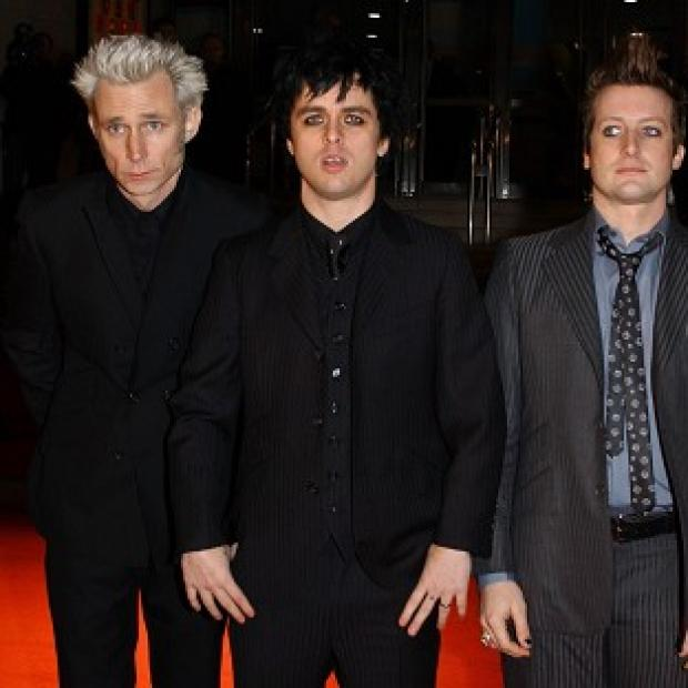 Punk band Green Day are going back out on the road