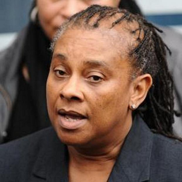 "Doreen Lawrence says she receives ""threats"" and fears being out at night"