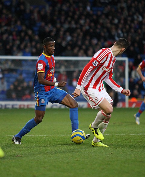 Exclusive FA Cup pictures: Crystal Palace v Stoke City - part two