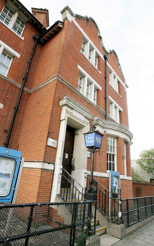 Winchmore Hill Police Station would close if plans are passed