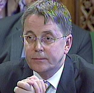 Cabinet Permanent Secretary Sir Jeremy Heywood gives evidence to the Public Administration Select Committee