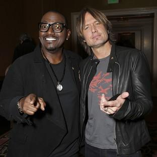Randy Jackson and Keith Urban are on the American Idol judging panel this season
