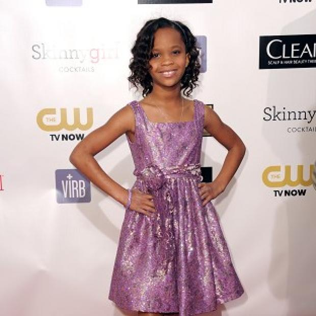 Quvenzhane Wallis is the youngest person to be nominated for a best actress Oscar