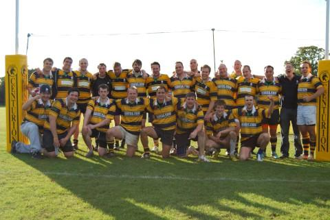 Roaring: Whitton Lions RFC