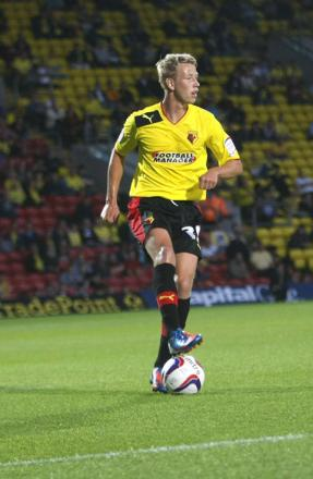 Watford allow Thompson to join Southend on a free