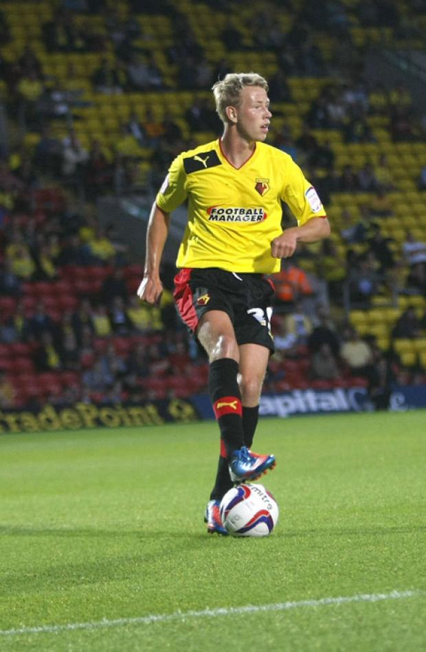 This Is Local London: Watford allow Thompson to join Southend on a free