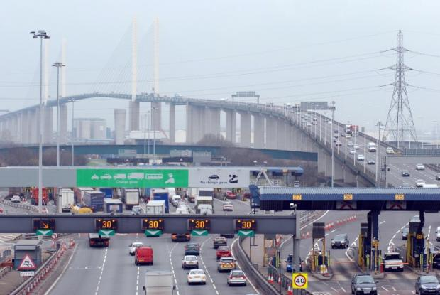 This Is Local London: Dartford Crossing