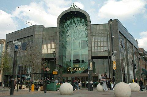 This Is Local London: The name of The Glades Shopping Centre is being changed to intu Bromley