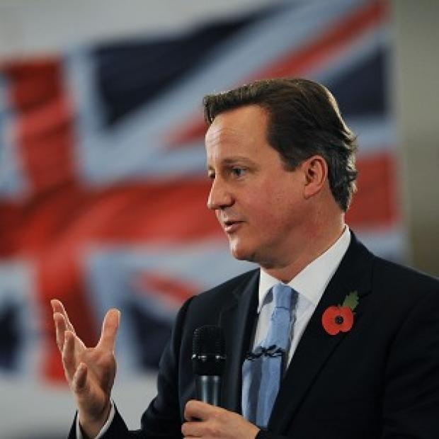 David Cameron cancelled a speech on Europe over the Algerian hostage crisis