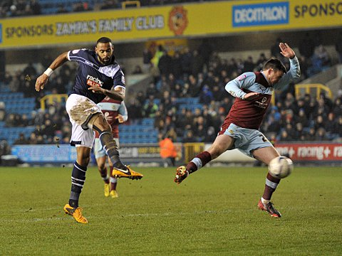 Millwall manager accepts Villa upset chances slim if Burnley display repeated