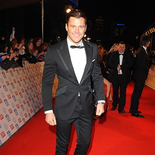 Mark Wright says he's 'very happy and having fun'