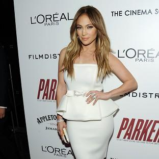Jennifer Lopez says she used the sadness over her divorce to help with her film role in Parker