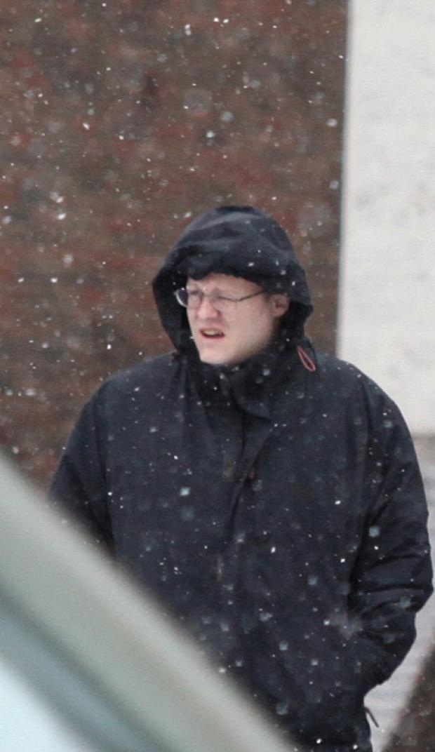 Gravesend man Nathan Rawling is on trial accused of harming a month-old-baby