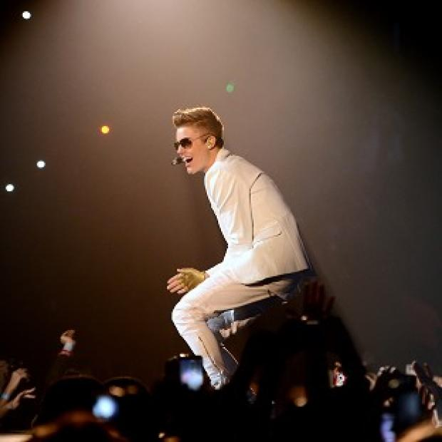 Justin Bieber is currently on his Believe world tour