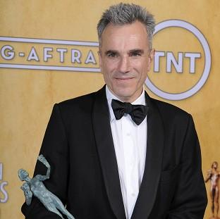 Daniel Day-Lewis was crowned best male in a leading role at the Screen Actors Guild Awards