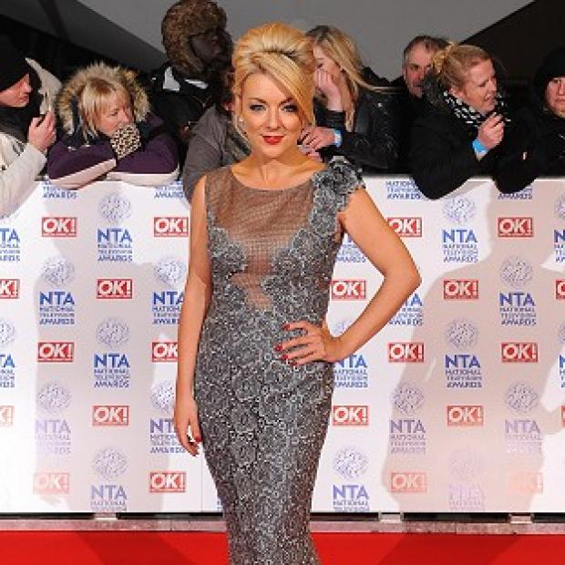 Sheridan Smith will host the Oliviers, which will be broadcast on ITV