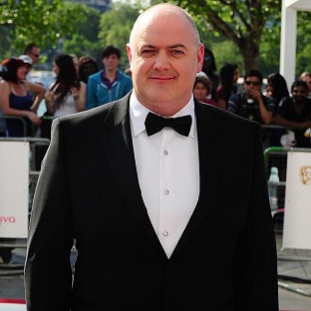 Dara O'Briain fell out of his boat during his Comic Relief challenge on the Zambezi River
