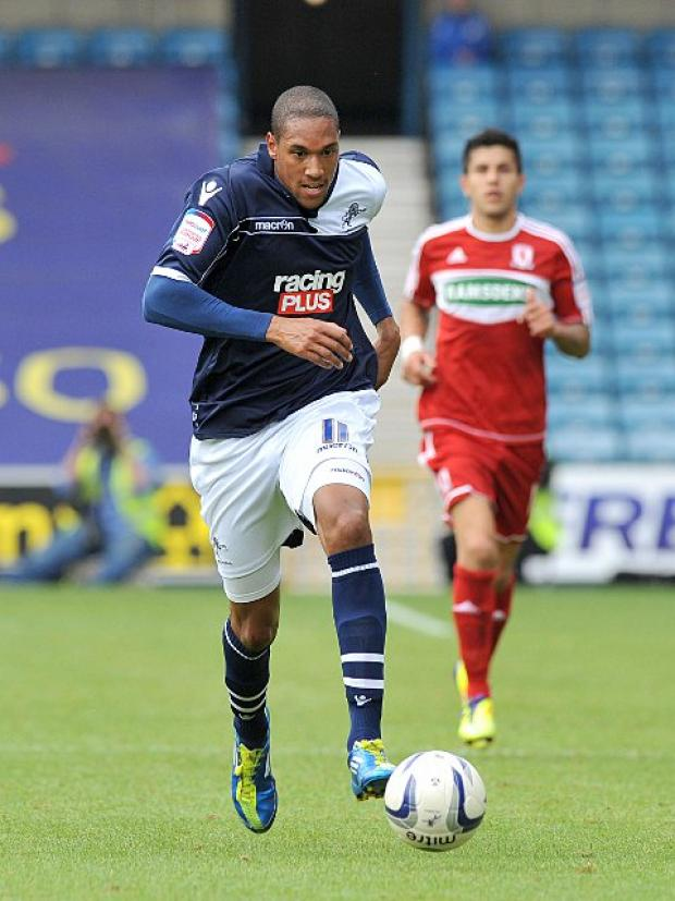 Shaun Batt in action against Middlesbrough earlier this season. PICTURE BY KEITH GILLARD.