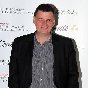 Steven Moffat hopes to hang onto his Sherlock stars