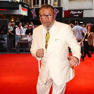 Ray Winstone doesn't give his daughters advice on their acting careers