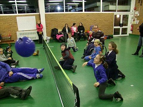 New Bromley sports club for disabled children